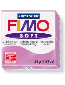 ΠΛΑΚΙΔΙΟ FIMO SOFT 56GR LAVENDER