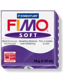 ΠΛΑΚΙΔΙΟ FIMO SOFT 56GR PLUM