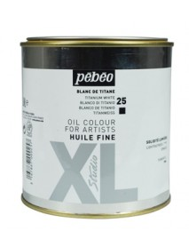 STUDIO XL 650ML TITANIUM WHITE