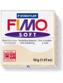 ΠΛΑΚΙΔΙΟ FIMO SOFT 56GR SAHARA