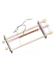Loom, 34x15 cm, working width 140 mm
