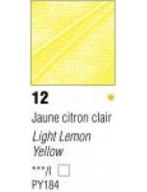 ACRYLIC STUDIO 100ML LIGHT LEMON YELLOW