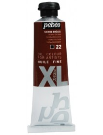 STUDIO XL 20ML BURNT SIENNA