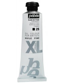 STUDIO XL 37ML TITANIUM WHITE