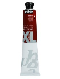XL FINE OIL 37ML RED OCHRE