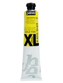 XL FINE OIL 37ML GLAZE YELLOW