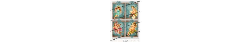Ριζόχαρτα artistic design Α3 αγγελάκια