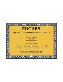 ΜΠΛΟΚ ΑΚΟΥΑΡΕΛΑΣ ARCHES ROUGH 185gr 36X51cm