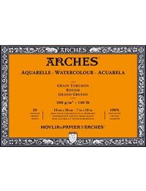 ΜΠΛΟΚ ΑΚΟΥΑΡΕΛΑΣ ARCHES ROUGH 300gr 18X26cm