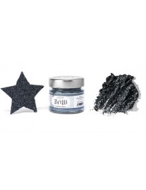 BRILLI GEL 80ML COAL CRYSTALS