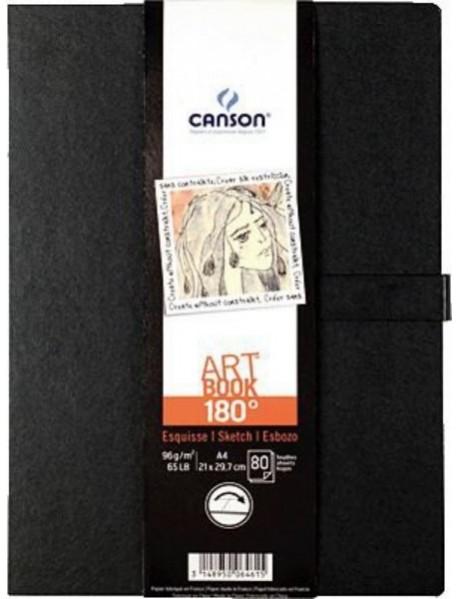 SKETCHBOOK CANSON ARTBOOK 180o 96gr A4 80ΦΛ