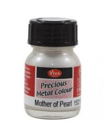 PRECIOUS METAL COLOR 25ML MOTHER OF PEARL
