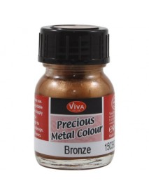 PRECIOUS METAL COLOR 25ML BRONZE