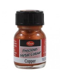 PRECIOUS METAL COLOR 25ML COPPER