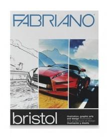 FABRIANO BRISTOL 50X70CM 250gr