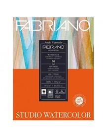 WATERCOLOR STUDIO 25%COTTON 300gr 28X35.6cm 50ΦΛ HP