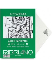 FABRIANO ACCADEMIA PAPERPACK 160GR A4 100Φ