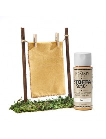 FABRIC PAINT TOMMY ART 65ML GOLD