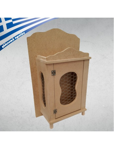 MDF ΦΑΝΑΡΑΚΙ 40x25x12cm