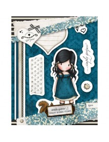 URBAN RUBBER STAMPS - YOU BROUGHT ME LOVE