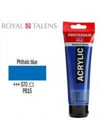 ΑΚΡΥΛΙΚΟ AMSTERDAM 120ML PHTHALO BLUE