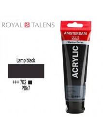 ΑΚΡΥΛΙΚΟ AMSTERDAM 120ML LAMP BLACK