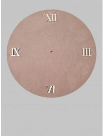 ΣΕΤ 4 ΑΡΙΘΜΟΙ ΡΟΛΟΓΙΟΥ ΛΑΤΙΝΙΚΟΙ 2cm