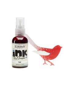 INK EXTREME SPRAY 50ML RED