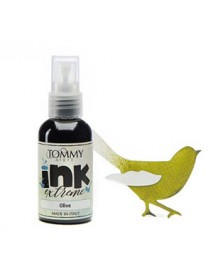 INK EXTREME SPRAY 50ML OLIVE GREEN