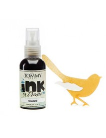 INK EXTREME SPRAY 50ML MUSTARD