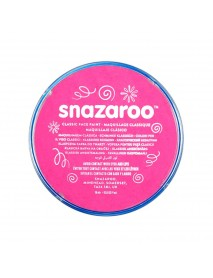 SNAZAROO 18 ml ΚΡΕΜΑ FACE PAINTING Classic Bright Pink