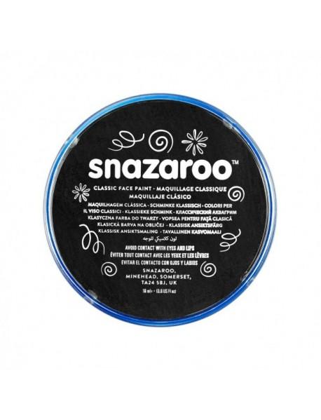 Snazaroo 18 ml Κρέμα Face Painting Classic Black