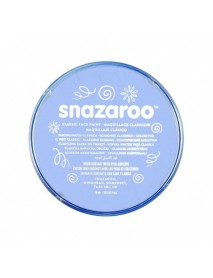 SNAZAROO 18 ml ΚΡΕΜΑ FACE PAINTING Classic Pale Blue