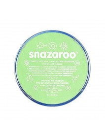 SNAZAROO 18 ml ΚΡΕΜΑ FACE PAINTING Classic Light Green