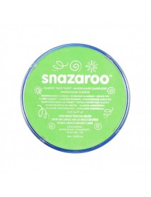 SNAZAROO 18 ml ΚΡΕΜΑ FACE PAINTING Classic Lime Green
