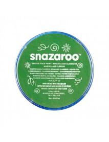 SNAZAROO 18 ml ΚΡΕΜΑ FACE PAINTING Classic Grass Green