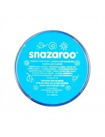 SNAZAROO 18 ml ΚΡΕΜΑ FACE PAINTING Classic Turquoise