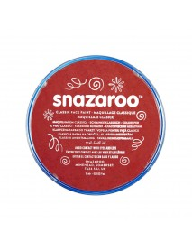 SNAZAROO 18 ml ΚΡΕΜΑ FACE PAINTINGClassic Burgundy