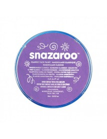 SNAZAROO 18 ml ΚΡΕΜΑ FACE PAINTING Classic Lilac