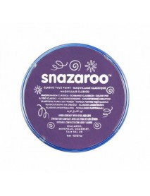 SNAZAROO 18 ml ΚΡΕΜΑ FACE PAINTING Classic Violet