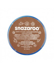SNAZAROO 18 ml ΚΡΕΜΑ FACE PAINTING Classic Beige Brown