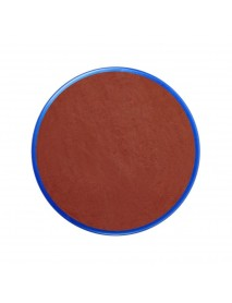 SNAZAROO 18 ml ΚΡΕΜΑ FACE PAINTING Classic Rust Brown