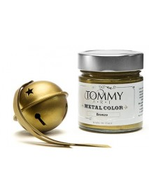 METALLIC CHALKY COLOR TOMMYART 140ML BRONZE