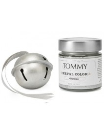 METALLIC CHALKY COLOR TOMMYART 140ML ALUMINIUM