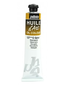 ART OIL 80ML YELLOW OCHRE