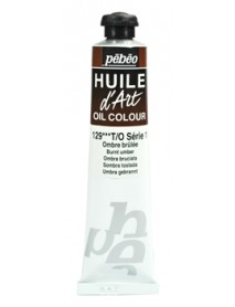 ART OIL 80ML BURNT UMBER