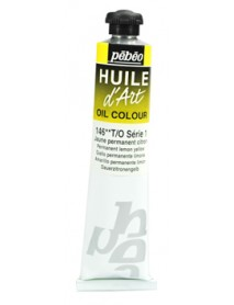ART OIL 80ML LEMON YELLOW
