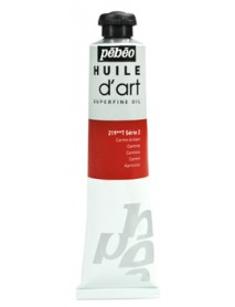 ART OIL 80ML CARMINE