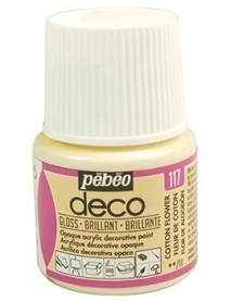 PBO-DECO GLOSS 45ML COTTON FLOWER