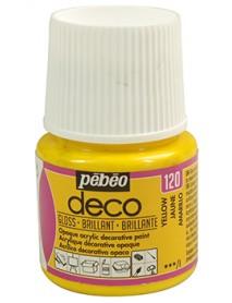 PBO-DECO GLOSS 45ML YELLOW